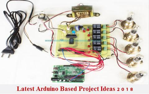 IEEE Arduino Project Providers for Final Year College Students